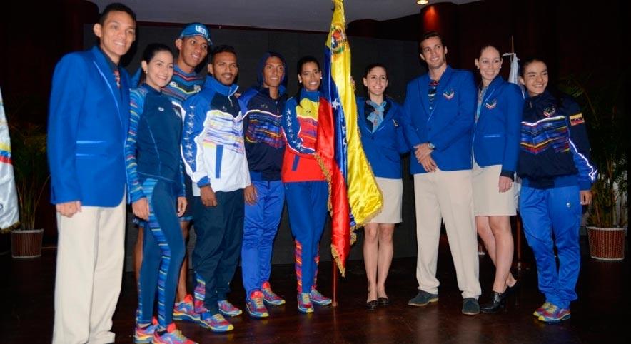 7de7d46c9f Este sábado fue presentada la indumentaria que utilizarán los atletas  venezolanos clasificados a los Juegos Olímpicos