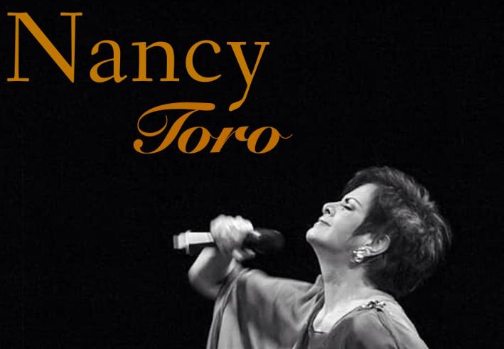 Nancy Toro en Madrid el próximo 21 de mayo